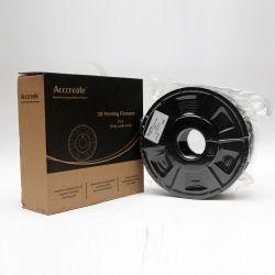 3D printing filament, PLA, 1.0 kg, 3.0 mm, Black