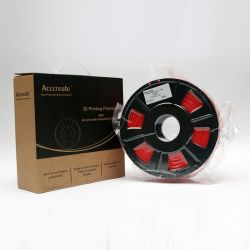 3D printing filament, ABS, 1.0 kg, 1.75 mm, Red / 485C