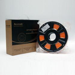 3D printing filament, ABS, 1.0 kg, 1.75 mm, Orange