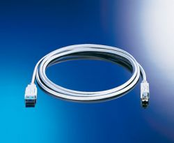 VALUE 11.99.8809 :: USB 2.0 кабел, Type A-B, 0.8 м