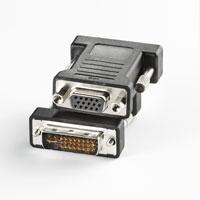 ROLINE 12.03.3105 :: DVI / VGA адаптер, DVI M / HD15 F