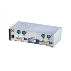 VALUE 14.99.3252 :: DVI KVM Switch, 1U-2PC, PS/2