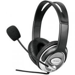 VALUE 15.99.1302 :: Слушалки Deluxe, Volume Control, черни