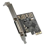 VALUE 15.99.2114 :: PCI Express адаптер, 1x parallel ECP/EPP порт