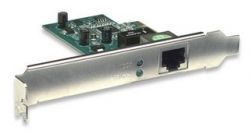 INTELLINET 522533 :: Gigabit PCI Express Network Card