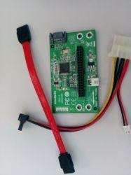 AVERMEDIA AVSATA2IDE :: Конвертор SATA HDD към IDE контролер