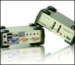 ATEN CS1732B :: 2-Port USB KVMP превключвател с OSD, USB 2.0