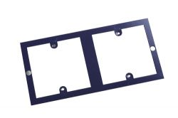 EXCEL EXL350-614 :: Двойна рамка за тройна подова кутия