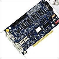 GeoVision GV-1120/16 DVI :: Охранителна платка GV-1120, 16 порта, DVI, PCI, 400/100 fps