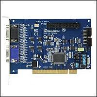GeoVision GV-600/6 :: Охранителна платка GV-600, 6 порта, 25 fps