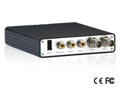 GeoVision GVIP-VS12 :: Компактен 2-канален H.264 IP видео сървър, Full D1 резолюция