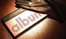 ALBUM Team Q42008B :: Цифров фотоалбум, алуминиев, черен калъф