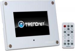"""TRENDnet TV-M7 :: SecurView 7"""" Безжичен монитор за камери"""