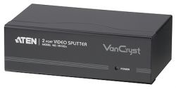 ATEN VS132A :: видео сплитер, 2x 1, 450 MHz, 65 m