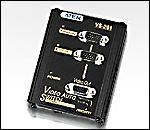 ATEN VS201 :: 2-Port Video превключвател, 65 m, 1920x1440