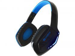 SANDBERG SNB-126-01 :: Безжични геймърски слушалки Blue Storm
