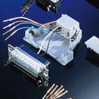 ROLINE 12.03.8025 :: Adapter DB25 M / RJ-45 F, 8P/8C