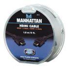 MANHATTAN 391511 :: Кабел за монитор HDMI1.3 19p M/M, 1.8 м