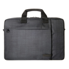 """TUCANO BSVO15 :: Bag Svolta Large for notebook 15.6"""" and , black"""