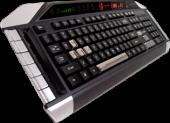 Mad Catz Cyborg V.7 :: Gaming Keyboard