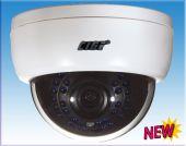 "CIGE DIS-805S7 :: 700 TVL охранителна камера, 1/4"" sensor, 2.8 - 12 мм обектив, IR 30м, куполна"