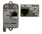 ENCONN EOC-AN/IN :: Ethernet Over Coax Extender, 100 Mbps