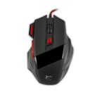 WHITE SHARK GM-1606BL :: Gaming mouse Marcus, 4800dpi, black
