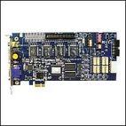 GeoVision GV-1120X/8 D-SUB :: Охранителна платка GV-1120X, 8 порта, D-Sub, PCI-E, 400/100 fps