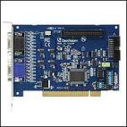 GeoVision GV-600/8 :: Охранителна платка GV-600, 8 порта, 25 fps