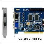 GeoVision GV-650/12 :: Охранителна платка GV-650, 12 порта, 50 fps