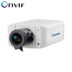 GEOVISION GV-BX4700-3V :: IP камера, 4 Mpix, WDR Pro, Day-Night Box, 3-10.5мм обектив, PoE, H.264