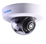 GEOVISION GV-EFD4700-0F :: 4MP, 2.8 mm H.265 Super Low Lux WDR Pro IR Mini Fixed IP Dome