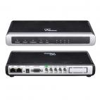 GRANDSTREAM GXW4004 :: аналогов VoIP гейтуей, 4x FXS