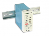 Mean Well MDR-60-12 :: 60W Single Output Industrial DIN Rail Power Supply