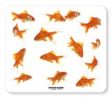 TUCANO MPDEL-224 :: Mouse pad, red Fish