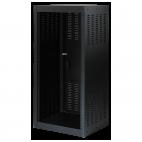 MIRSAN MR.AVS24U.01 :: Шкаф за аудио-видео оборудване - 557 x 470 x 1190 мм / 24U, черен