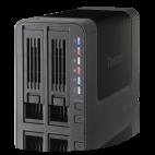 Thecus N2310 :: NAS устройство за 2 диска, 8 TB, 800 MHz CPU, 512 MB RAM, RAID