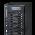 Thecus N4800ECO :: Гигабитов NAS за 4 HDD, Intel Atom процесор, 2 GB RAM, USB 3.0, VGA+HDMI