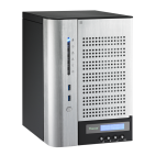 Thecus N7510 :: 7-bay tower NAS
