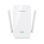 Linksys RE6400 :: AC1200 BOOST EX Dual-Band Wi-Fi Range Extender & Bridge