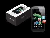 "Yarvik Ingenia SMP53-210 :: 5.3"" IPS smartphone, Dual-sim, 1 GHz CPU, 1 GB RAM, 4 GB storage, 5 Mpix camera, GPS"