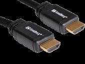 Sandberg SNB-508-99 :: Кабел Sandberg HDMI 2.0 4K Ultra HD 19M-19M, 3.0 м