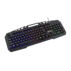 WHITE SHARK GK-1624 :: Gaming keyboard Viking, Metal base
