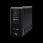 CyberPower UT1050EG :: UT Series UPS устройство, 1050VA, Шуко x 4, RJ-45