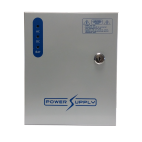 KASMAN KAS-DC120105B :: UPS захранване за контрол на достъп, 13.8V, 5A