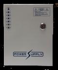 KASMAN KAS-DC120606B :: UPS захранванщ блок за камери, 6 канала, 12V, 6A